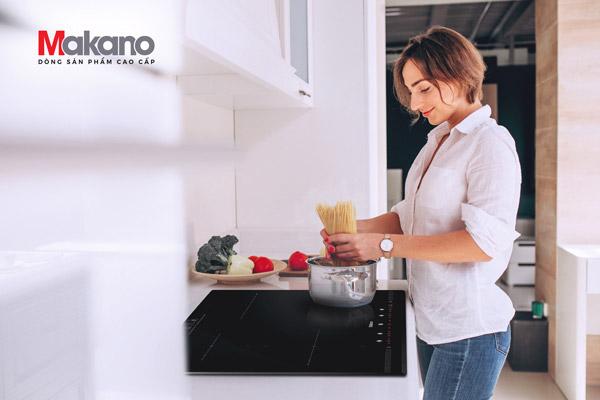 Bếp từ Makano - chất lượng tạo nên cuộc sống