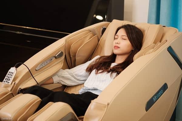 14 lợi ích của ghế massage đối với sức khỏe