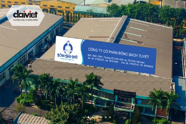 Đại Việt và Công ty CP Bông Bạch Tuyết ký kết thỏa thuận hợp tác cho dự án thi công hệ thống máy làm mát