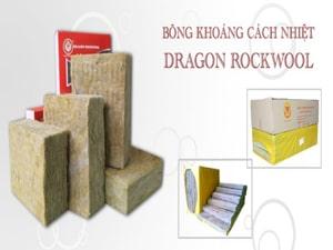 Bông kiện Dragon Rockwool
