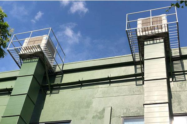 Cách tính và chọn quạt thông gió công nghiệp phù hợp cho nhà xưởng