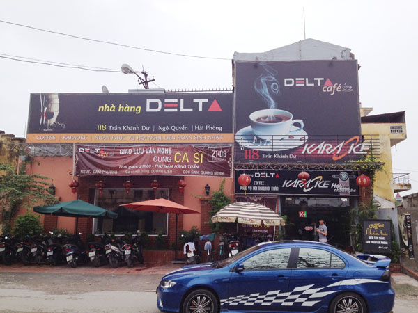 CAFE DELTA