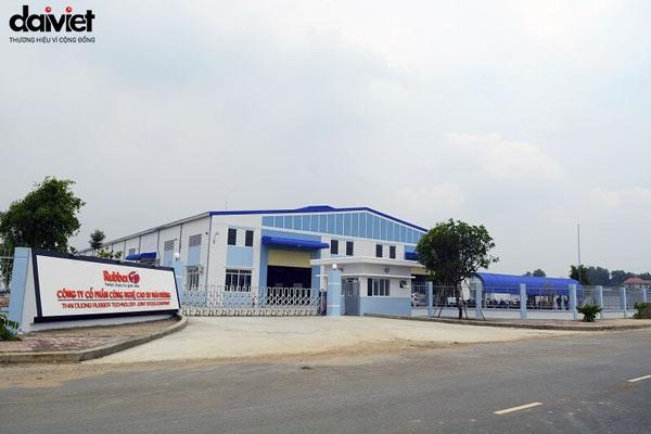 Đại Việt trúng thầu hệ thống máy làm mát cho Công ty Cổ Phần Công Nghệ Cao Su Thái Dương