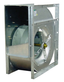 ASA series single inlet centrifugal fans - Airfoil wheels centrifugal Fans (for HVAC)