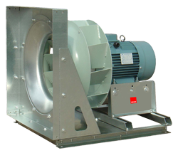 BNA/ANA series plenum Fans - backward wheels centrifugal Fans (for HVAC)