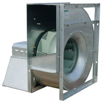 BSB series single inlet centrifugal Fans - Backward wheels centrifugal Fans (for HVAC)
