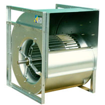 FDA series double inlet centrifugal Fans - Forward curved centrifugal Fans (for HVAC)