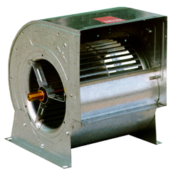 Kat series double inlet centrifugal fans - forward curved centrifugal Fans (for HVAC)