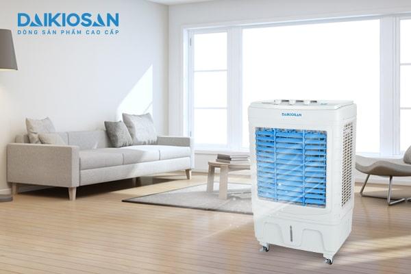 Chọn mua máy làm mát không khí hạ nhiệt độ ở mức lý tưởng