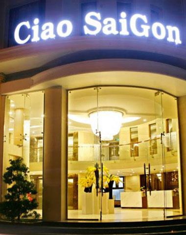 CIAO SAI GON HOTEL & SPA