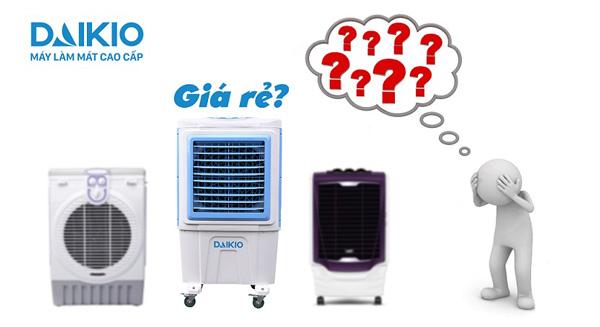 Có nên mua máy làm mát không khí giá rẻ không?