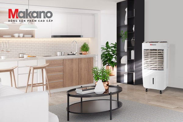 Có nên mua máy làm mát không khí cho căn hộ chung cư?