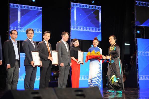 Công ty CP Cơ Điện Lạnh Đại Việt đồng hành cùng Liên Hoan Phim Việt Nam 2017