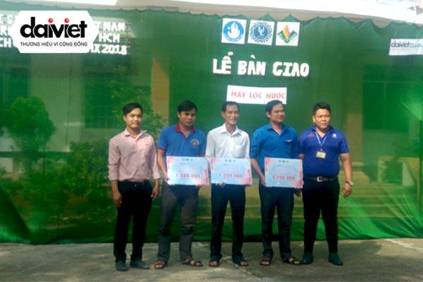 Đại Việt đồng hành cùng chiến dịch Mùa hè xanh sinh viên trường ĐH Luật TP.HCM