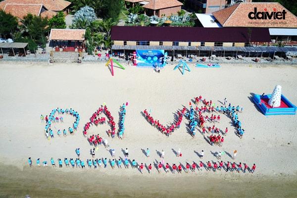 Công ty Đại Việt tổ chức tham quan du lịch cho cán bộ công nhân viên năm 2017