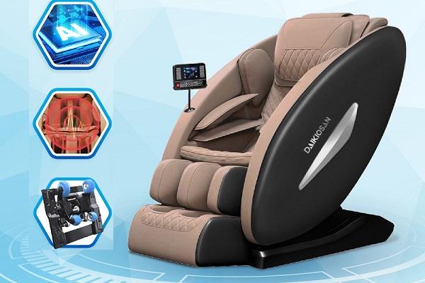 Cách chọn ghế massage cho người cao tuổi giúp giảm đau nhức