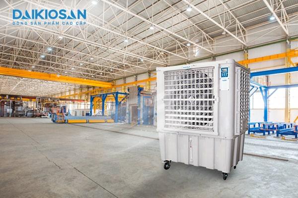 Đặc điểm của quạt hơi nước công nghiệp hiệu suất cao
