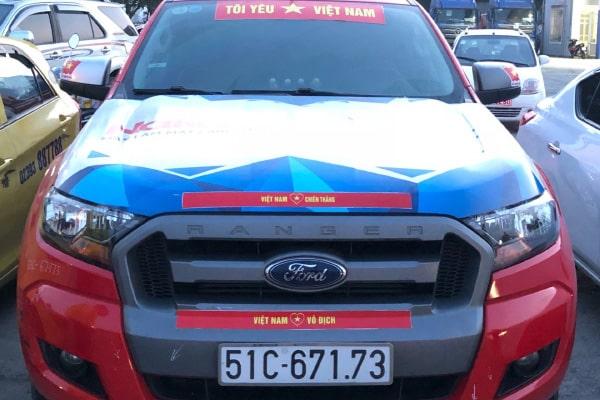Đại Việt đồng hành cổ vũ U23 Việt Nam giành chiến thắng