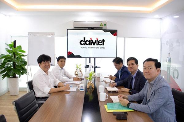 Đại Việt hợp tác cùng tập đoàn TORAY ADVANCED MATERIALS KOREA về việc cung cấp màng lọc RO