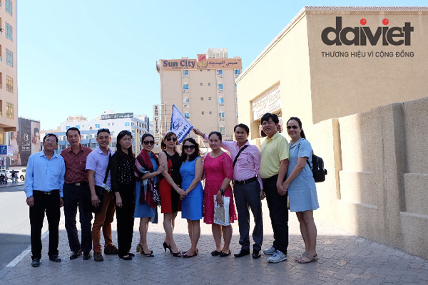 Tổ chức cho các đại lý suất sắc Top đi du lịch ở Dubai