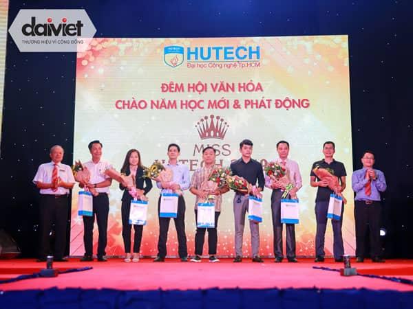 Đại Việt đồng hành cùng Miss HUTECH 2019