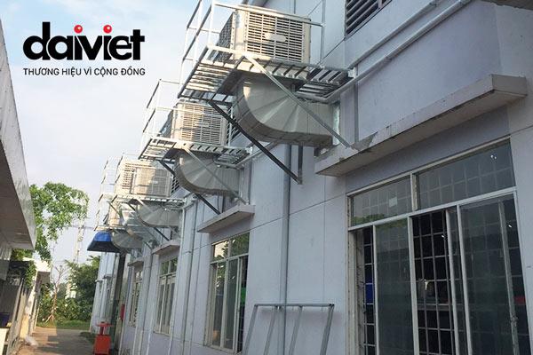Trúng thầu cung cấp và lắp đặt máy làm mát công nghiệp cho công ty Phúc Lộc Thọ