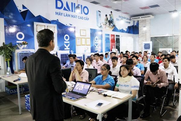 Đại Việt tổ chức chương trình năng lực quản trị cho quản lý cấp Trung