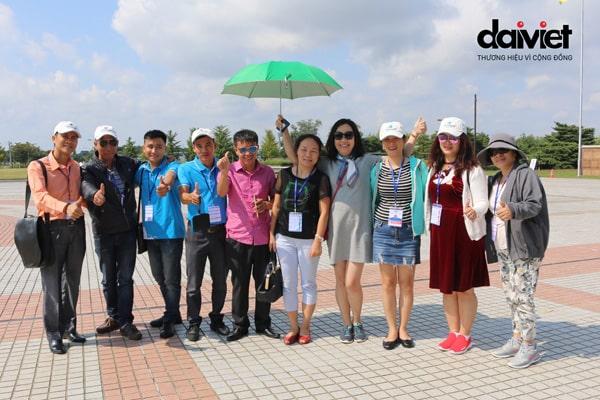 Đại Việt tổ chức du lịch Nhật Bản cho nhà phân phối và đại lý xuất sắc