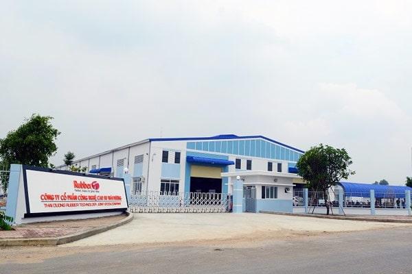 Trúng thầu cung cấp và lắp đặt máy làm mát công nghiệp cho công ty CP Cao su Thái Dương