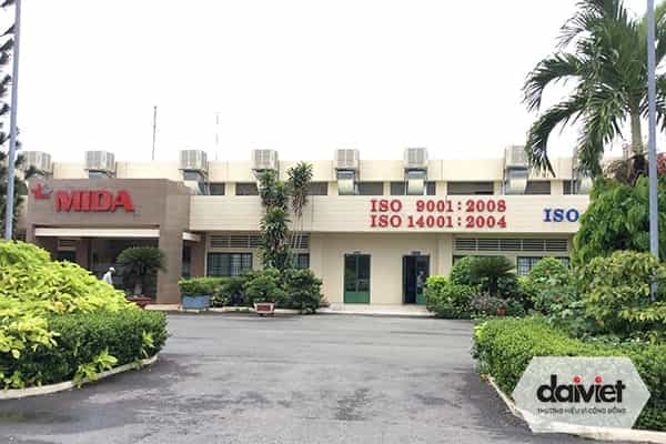 Trúng thầu cung cấp và lắp đặt máy làm mát công nghiệp cho công ty MIDA (xưởng B4)