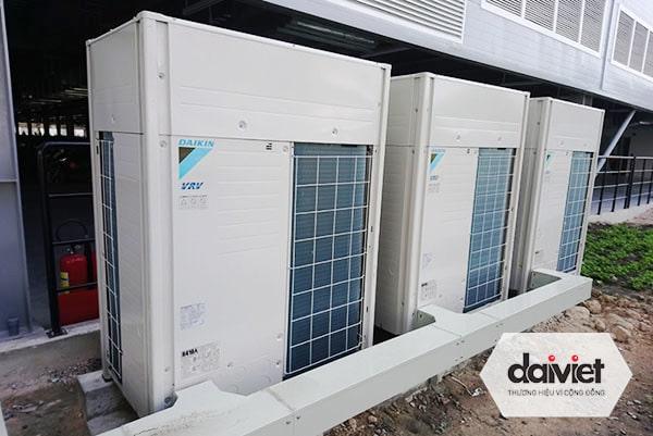 Trúng thầu cung cấp, thi công hệ thống điều hòa và thông gió cho công ty CP MACH