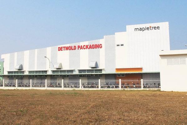 Trúng thầu cung cấp và lắp đặt hệ thống máy làm mát cho công ty TNHH Detmold Packaging Việt Nam