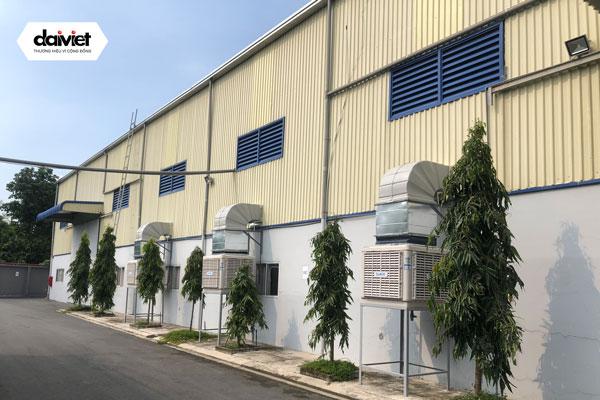 Trúng thầu cung cấp và lắp đặt hệ thống máy làm mát hiệu suất cao cho công ty RUDHOLM