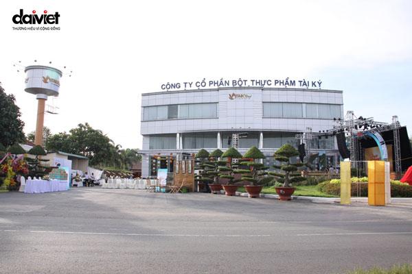 Trúng thầu cung cấp và thi công hệ thống máy làm mát cho công ty CP bột thực phẩm Tài Ký