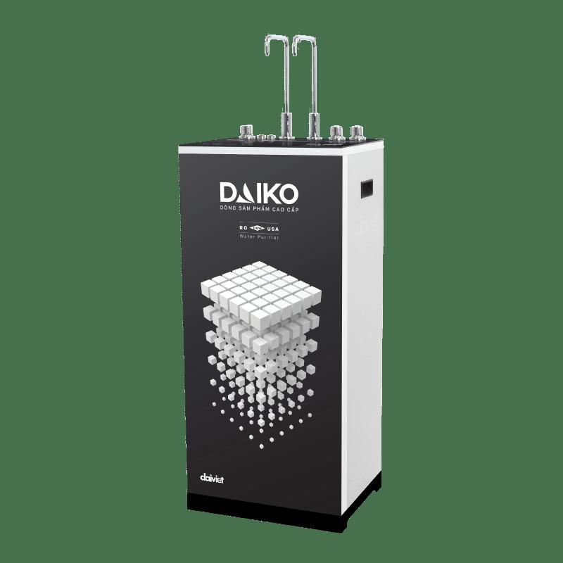 Máy lọc nước RO nóng nguội lạnh - In 3D Daiko DAW-33708H