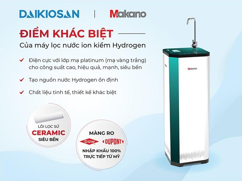 Cách đo chỉ số Hydrogen trong máy lọc nước điện giải ion kiềm giàu Hydrogen