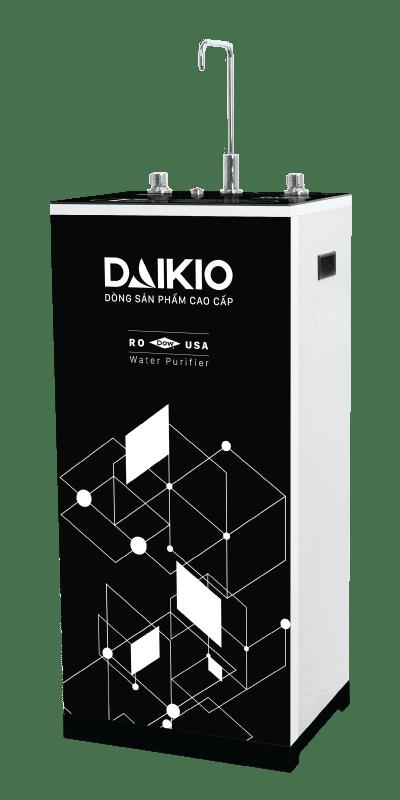 Máy lọc nước RO nóng nguội Daikio DKW-32208H