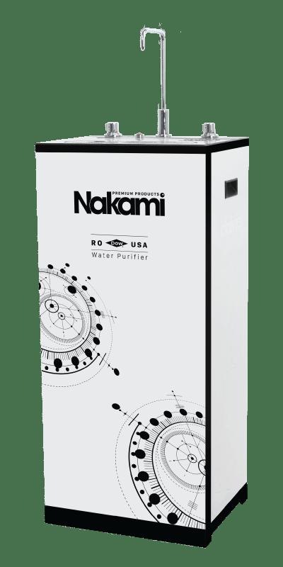 Máy lọc nước RO nóng nguội Nakami NKW-32208H