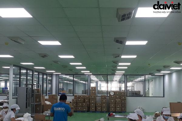 Trúng thầu cung cấp và thi công hệ thống máy làm mát cho công ty DONY