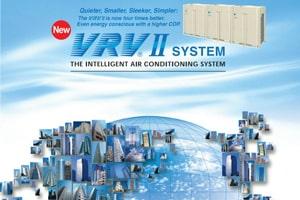 Máy lạnh trung tâm VRV II