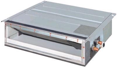 Dàn lạnh VRV loại giấu trần nối ống gió dạng mỏng công suất 7800 BTU DAIKIN FXDQ20PBVE