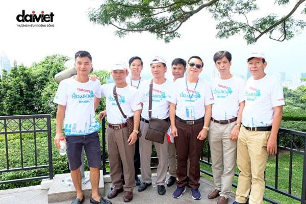 Hành trình khám phá đất nước Singapore dành cho đại lý top 3 đợt 2