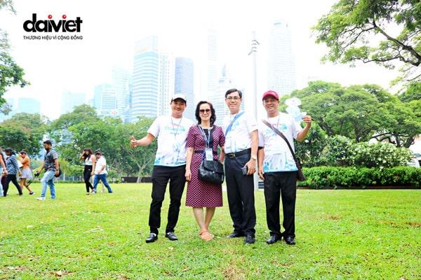 Hành trình khám phá đất nước Singapore dành cho đại lý top 3