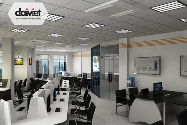 Trúng thầu cung cấp và thi công hệ thống điều hoà không khí & thông gió cho cao ốc văn phòng tại Tân Bình