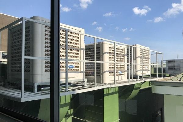 Hệ thống máy làm mát nhà xưởng bằng hơi nước Daikiosan/Makano