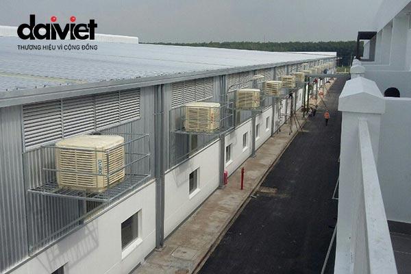 Công ty CP Thực phẩm One-One miền Nam chọn Đại Việt là đơn vị thi công hệ thống máy làm mát