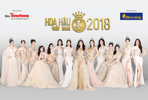 """Đại lý miền Bắc sẽ được tham dự Gala 30 năm: ngắm nhan sắc """"đẹp như mơ"""" của 14 đời Hoa hậu Việt Nam"""