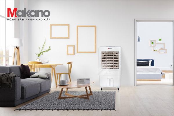 Hướng dẫn sử dụng máy làm mát không khí Makano