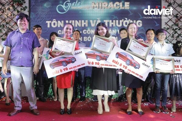 Khoảnh khắc khó quên tại tiệc tất niên Đại Việt năm 2017