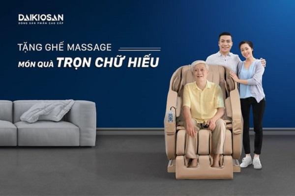 9 kinh nghiệm mua ghế massage toàn thân chất lượng, giá tốt